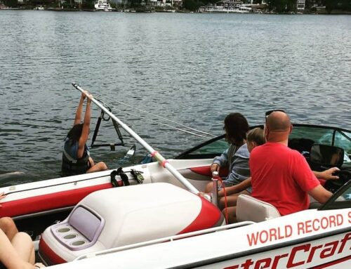 Learn to Water Ski for FREE –  June 28th!