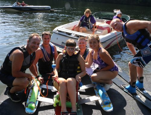 Adaptive Skiing Comes to Webster Lake