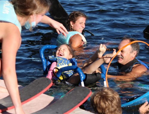 Any Disability Any Age – Adaptive Water Ski Event returns to Central Massachusetts